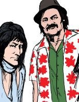 The Mighty Boosh WIP by tvfunnyman