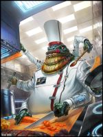 Shamash Chef - advanced version by VladMRK