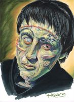 Lee Frankenstein marker by NickMockoviak
