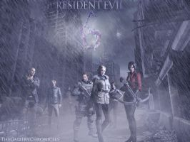 Resident Evil 6 - FanArt by TheGalleryChronicles