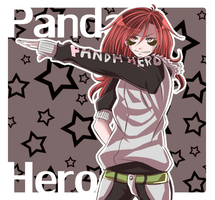 Panda Hero by HatoriKumiko
