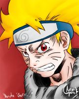 Angry Naruto Ver 2 by Comic-Cywink
