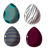 Skaars Egg Adopts - ALL SOLD by ForgedRains