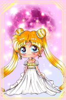 My Favorite Princess Serenity by LuciaAngelicUniverse