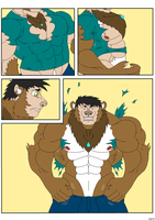 Werebear Magical TF page 03 by Maxime-Jeanne