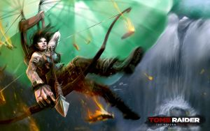 Tombraider Reborn contest (widescreen crop) by ReneK86