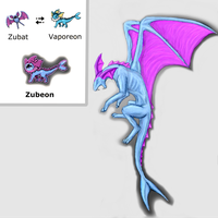 Pokefusion - Zubeon by Jetstream1118