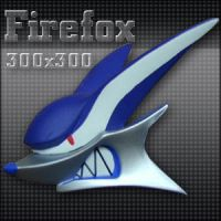 Firefox icon by vicing