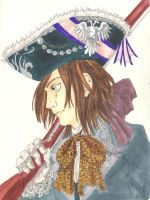 The Nobleman from Russian Silesia by LyrykenLied