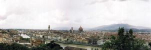 Florence panorama by a-t-o-m-i-c