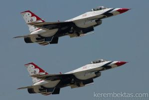 Thunderbirds 1 2 by keremizmir