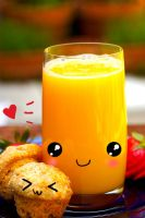 ++Orange Juiceeee++ by mkirby712