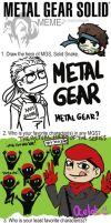 -Metal Gear Solid MEME - by obsceneblue