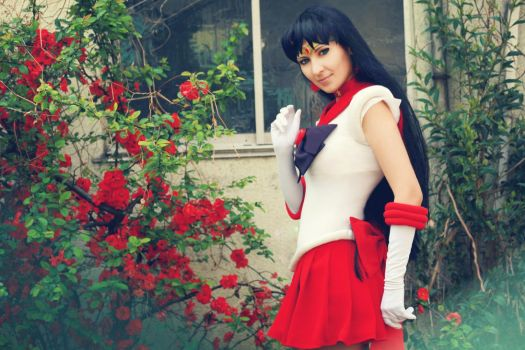 Sailor Mars - 333 by foux86
