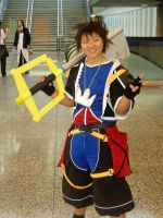 Otakuthon 08- Sora Cosplay by anime-rai-chan