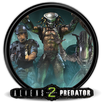 Aliens vs Predator 2 - Icon by Blagoicons