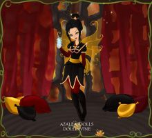 Pixie Scene Maker: Princess Azula by moonprincess22