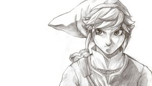 Link - Skyward Sword :Pencils: by moxie2D