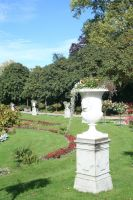 view in Flora garden cologne today 5 by ingeline-art