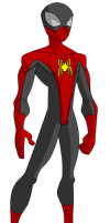 The Spectacular Spider-Phoenix by ValrahMortem