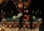The Vampire's Kiss by ctulthu-agent-7