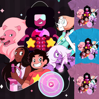 Steven Universe Shirt Entry (Rate Me Please?) by PrincessHarumi