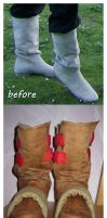 Viral : preview on shoes by Safiriel
