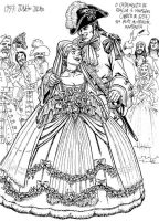 Marriage of a privateer by borba