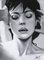 Monica Bellucci by Friday-13th