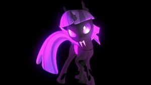 Twilight Changeling Garry's Mod version by WaWor