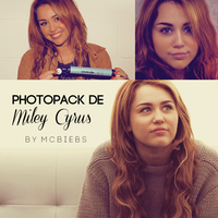 Photopack de Miley. by mcbiebs