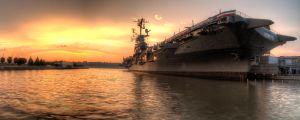 Intrepid Sea Air Space Museum by sp1te