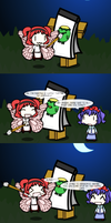 WR 55: Kappas are adorable by springlover432