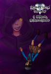 Cover KH Beyond Worlds Chapter 1 by Rose-anime