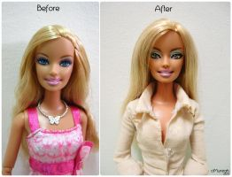 Dayini Saffron - Before After by ctMunirah