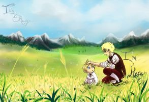 APH: I'm here by DarkHalo4321
