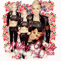 Pack png 178 Miley Cyrus by MichelyResources