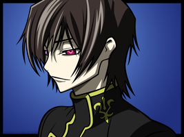 Lelouch - In The Fog by zomgspongelolbob48
