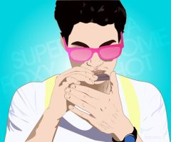 Darren Criss by Kidmenu