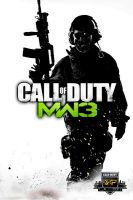 MW3 Ghost Cover by Ysef200