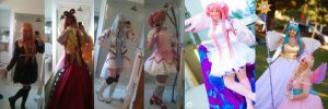 Sakuracon 2014 Line-up by Eli-Cosplay