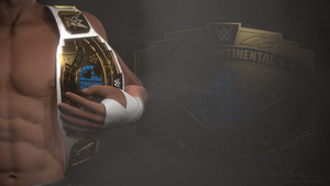 Intercontinental Champion Wallpaper by SeGentlyBrokenMan
