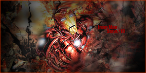 Iron Man by Entodorm