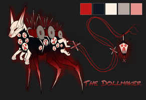 The Dollmaker :Spoop Adopt: ~CLOSED~ by Spirit2quil