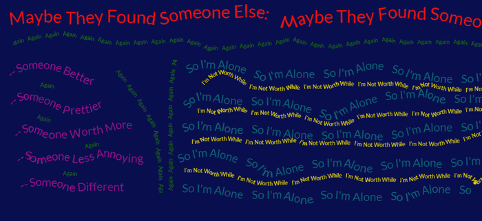 Maybe They Found Someone Else by All-Fall-Apart