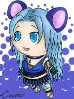 Art Trade: Akina_01 by accasperberry3