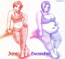Winter Weight by Blyzzarde