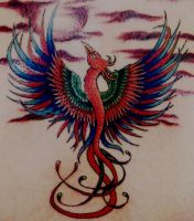 Pheonix by AstroTatts