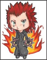 Axel by AimeeHanley
