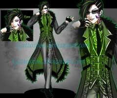 MALE  ADOPT 58[ Auction ] [ CANCEL ] by gattoshou